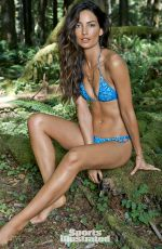 LILY ALDRIDGE in Sports Illustrated Swimsuit 2015 Issue