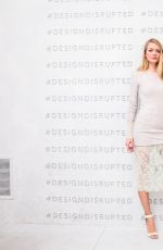 LINDSAY ELLINGSON at Made Fashion Week Presents: Lexus Lounge at Milk studios in New York