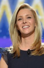 LISA KUDROW at 2015 Writers Guild Awards in Los Angeles