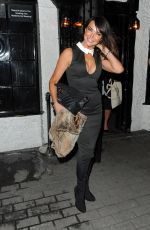LIZZIE CUNDY at Oh My Love Pre London Fashion Week Party