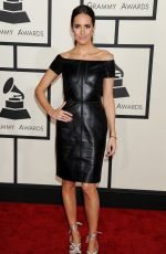 LOUISE ROE at 2015 Grammy Awards in Los Angeles