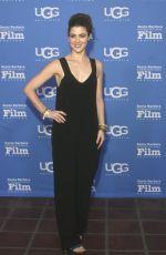 LUCY GRIFFITHS at 2015 Santa Barbara International Film Festival