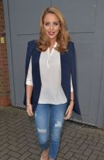 LYDIA BRIGHT Leaves a Photo Studio in London