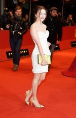 MAISIE WILLIAMS at As We Were Dreaming Premiere in Berlin