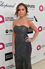 MAKENZIE VEGA at Elton John Aids Foundation's Oscar Viewing Party
