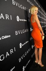 MALIN AKERMAN at Bvlgari and Save the Children stop. think. give. Pre-oscar Gala in Beverly Hills