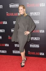MARIA BELLO at McFarland, USA Premiere in Hollywood