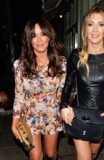 MARIA FOWLER Night Out in London