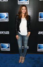 MARIA MENOUNOS at Directv Super Saturday Night in Glendale