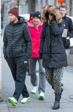MARIA SHARAPOVA Out and About in Krakow