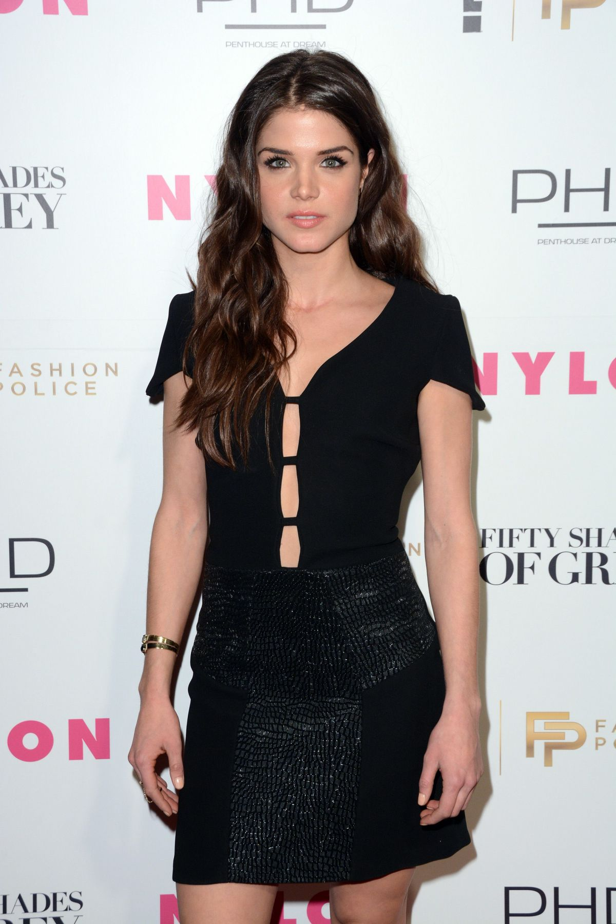 Ny fashion week kickoff with fifty shades of fashion event in new york