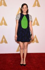 MARION COTILLARD at Academy Awards 2015 Nominee Luncheon in Beverly Hills