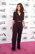MARISA TOMEI at 2015 Film Independent Spirit Awards in Santa Monica