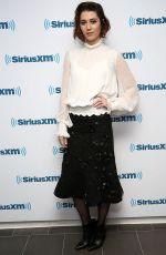 MARY ELIZABETH WINSTEAD at SiriusXM Studios in New York