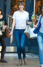 MARY ELIZABETH WINSTEAD in Jeans Out and About in West Hollywood