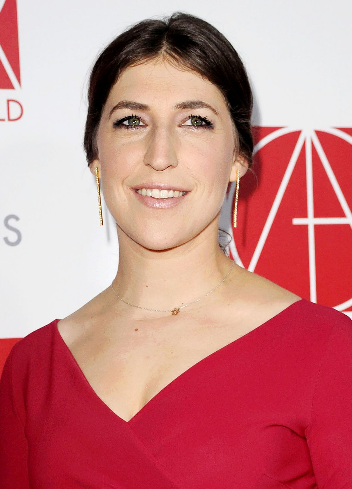MAYIM BIALIK at Art Directors Guild Excellence in Production Design Awards in Beverly Hills