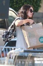 MEGAN FOX Out Shopping at Whole Foods in Studio City