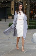 MICHELLE KEEGAN at Lipsy Love Summer Collection Preview in London