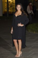 MICHELLE KEEGAN Night Out in London