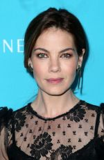 MICHELLE MONAGHAN at 2015 Costume Designers Guild Awards in Beverly Hills
