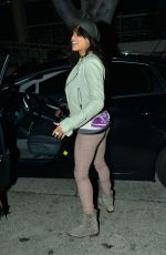 MICHELLE RODRIGUEZ Arrives at Madeo Restaurant in Los Angeles 0102