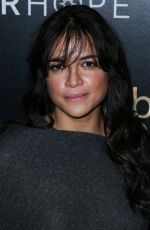 MICHELLE RODRIGUEZ at 2015 Noble Awards in Beverly Hills