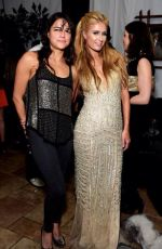MICHELLE RODRIGUEZ at Warner Music Group Grammys After Party in Los Angeles