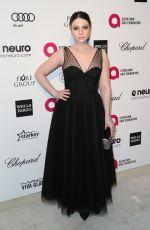MICHELLE TRACHTENBERG at Elton John Aids Foundation's Oscar Viewing Party