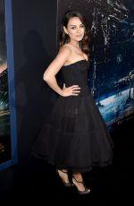 MILA KUNIS at Jupiter Ascending Premiere in Los Angeles