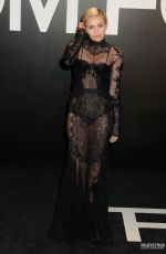 MILEY CYRUS at Tom Ford Womenswear Collection Presentation in Los Angeles