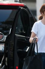 MINKA KELLY in Jeans Out Shopping in Los Angeles 1902