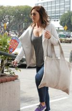 MINKA KELLY Out and About in Los Angeles 2002