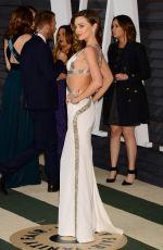 MIRANDA KERR at Vanity Fair Oscar Party in Hollywood
