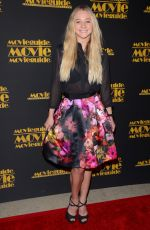 MOLLEE GREY at 2015 Movieguide Awards in Universal City