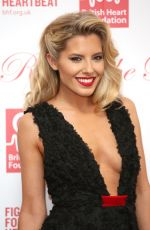 MOLLIE KING at British Heart Foundation