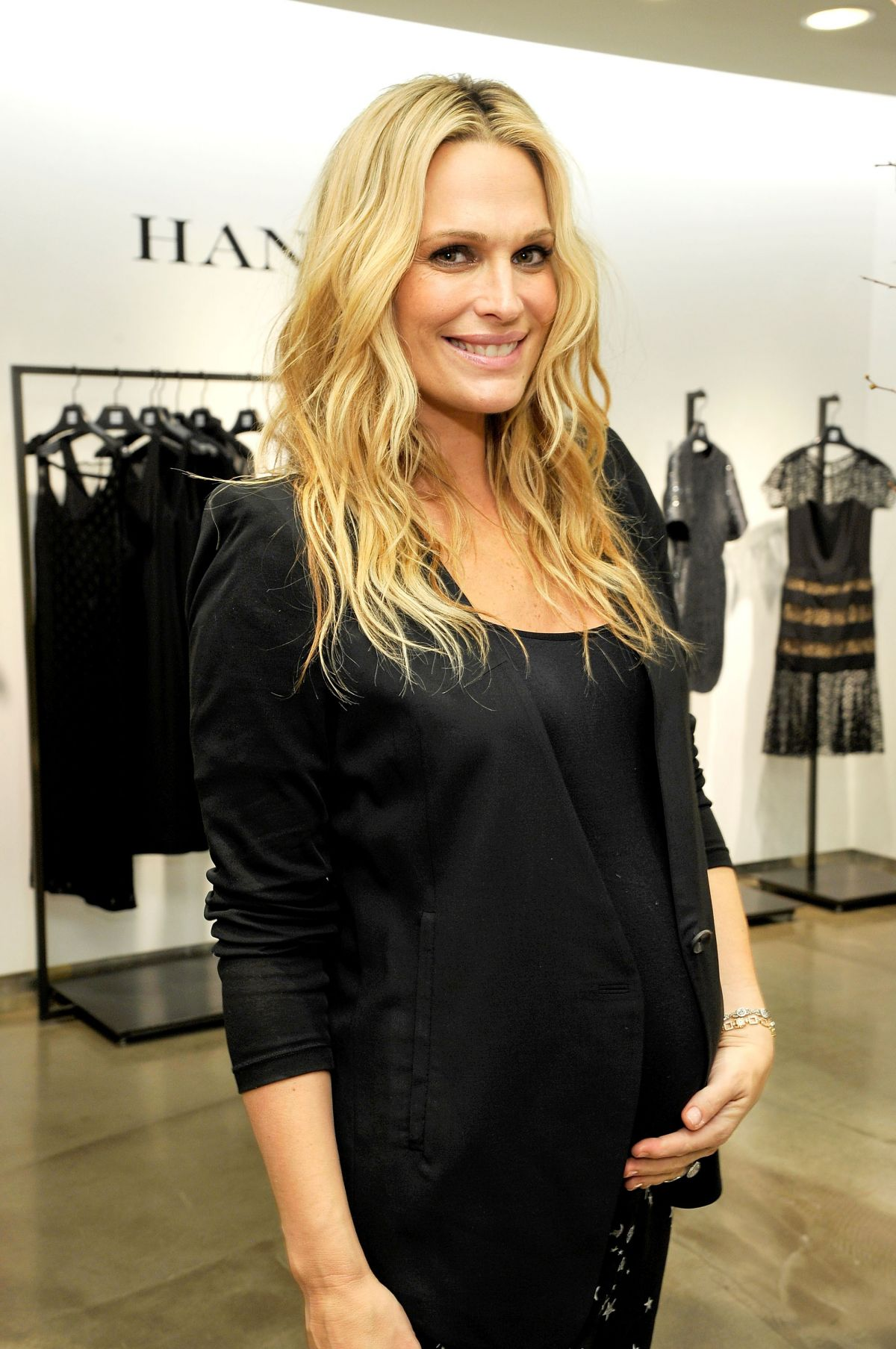 MOLLY SIMS at Mary Alice Haney Private Event in Beverly Hills