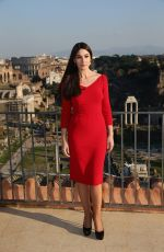 MONICA BELLUCCI at Spectre Photocall in Rome