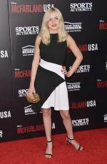 MORHAN SAYLOR at McFarland, USA Premiere in Hollywood