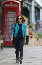 MYLEENE KLASS Out and About in London 2302