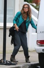 MYLEENE KLASS Out and About in London 3001