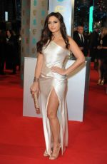 NADIA FORDE at 2015 EE British Academy Film Awards in London
