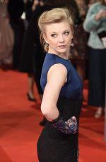 NATALIE DORMER at 2015 EE British Academy Film Awards in London