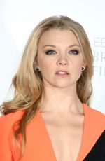 NATALIE DORMER at British Academy Awards Nominees Party in London