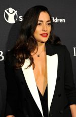 NATALIE MARTINEZ at Bvlgari and Save the Children stop. think. give. Pre-oscar Gala in Beverly Hills