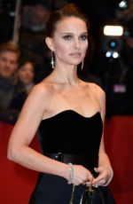 NATALIE PORTMAN at Knight of Cups Premiere in Berlin