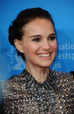 NATALIE PORTMAN at The Seventh Fire Premiere in Berlin