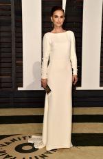 NATALIE PORTMAN at Vanity Fair Oscar Party in Hollywood
