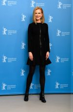 NICOLE KIDMAN at Queen of the Desert Photocall in Berlin