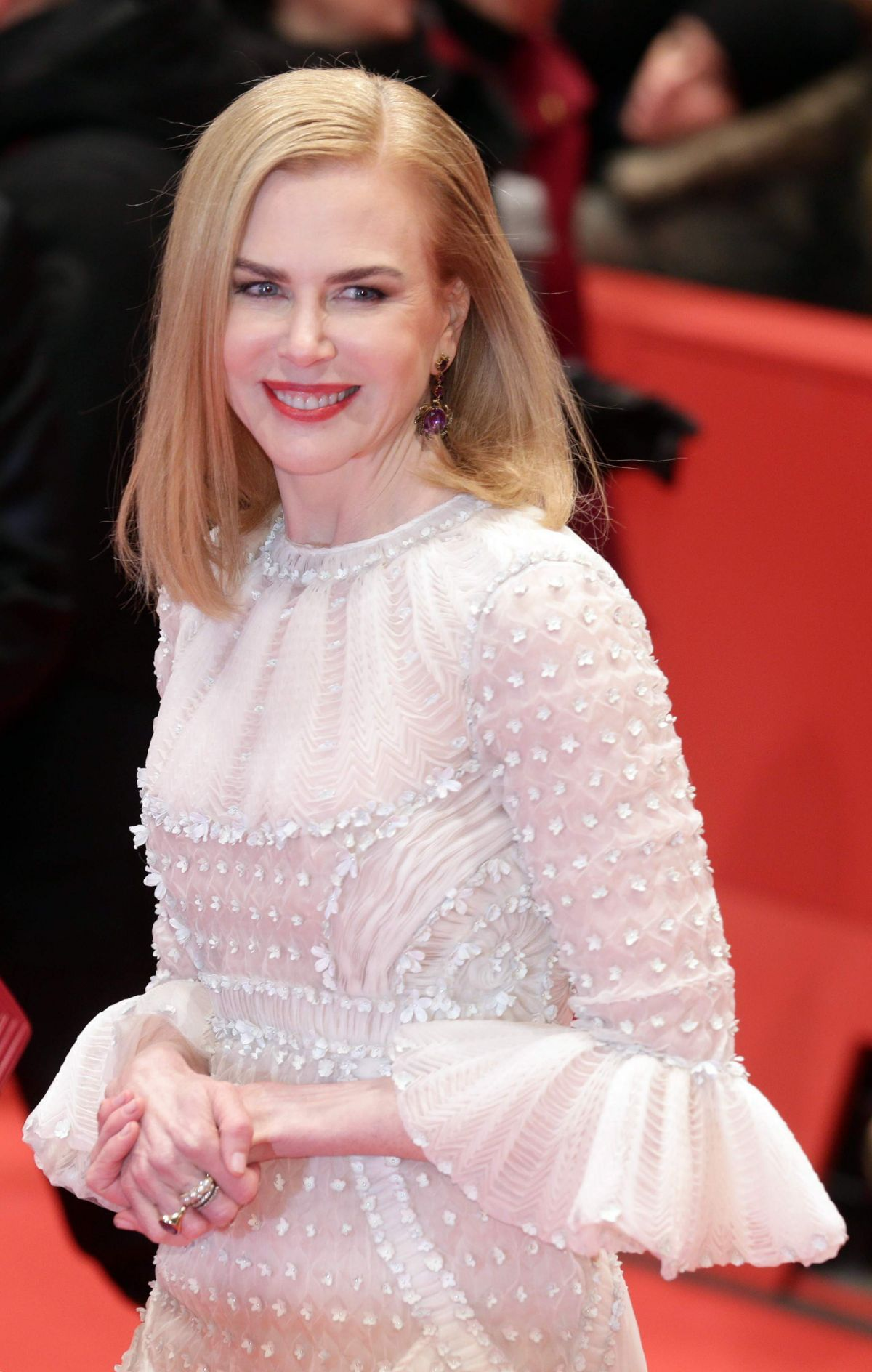 NICOLE KIDMAN at Queen of the Desert Premiere at 65th Berlinale International Film Festival