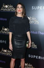 NIKKI REED at 2015 Noble Awards in Beverly Hills